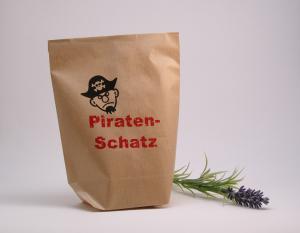 """Geschenkverpackung """"Piratenschatz"""""""