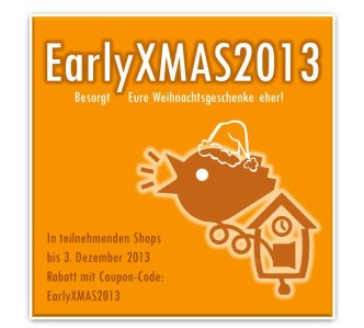 EarlyXMAS2013