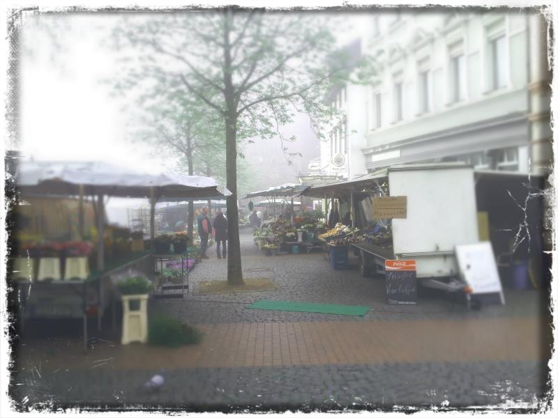 Wochenmarkt in Dülken