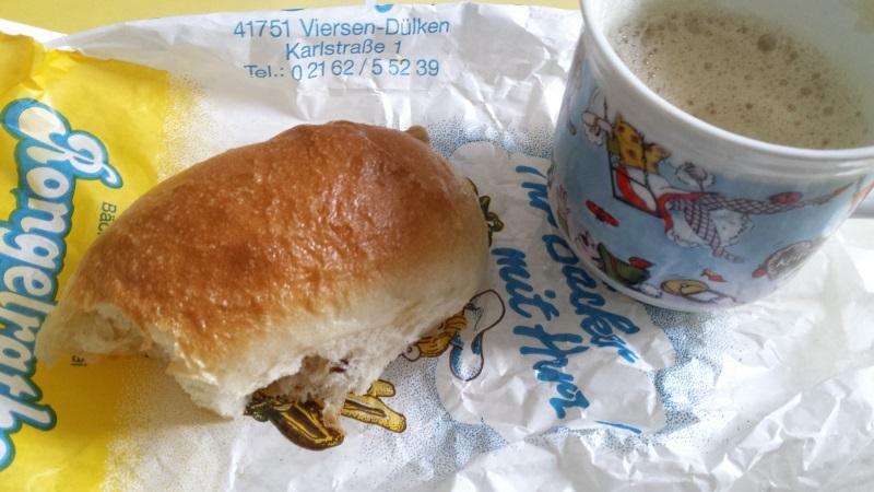 Zweites Frühstück