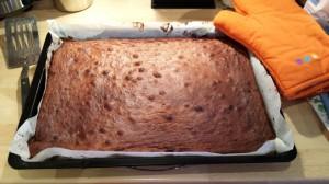 Rezept für Schokoladenbrot