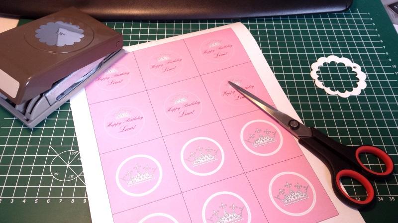 Step 1 Design entwerfen und drucken