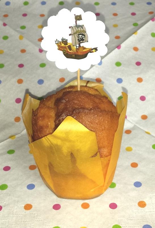 Fertiger Cupcake Topper
