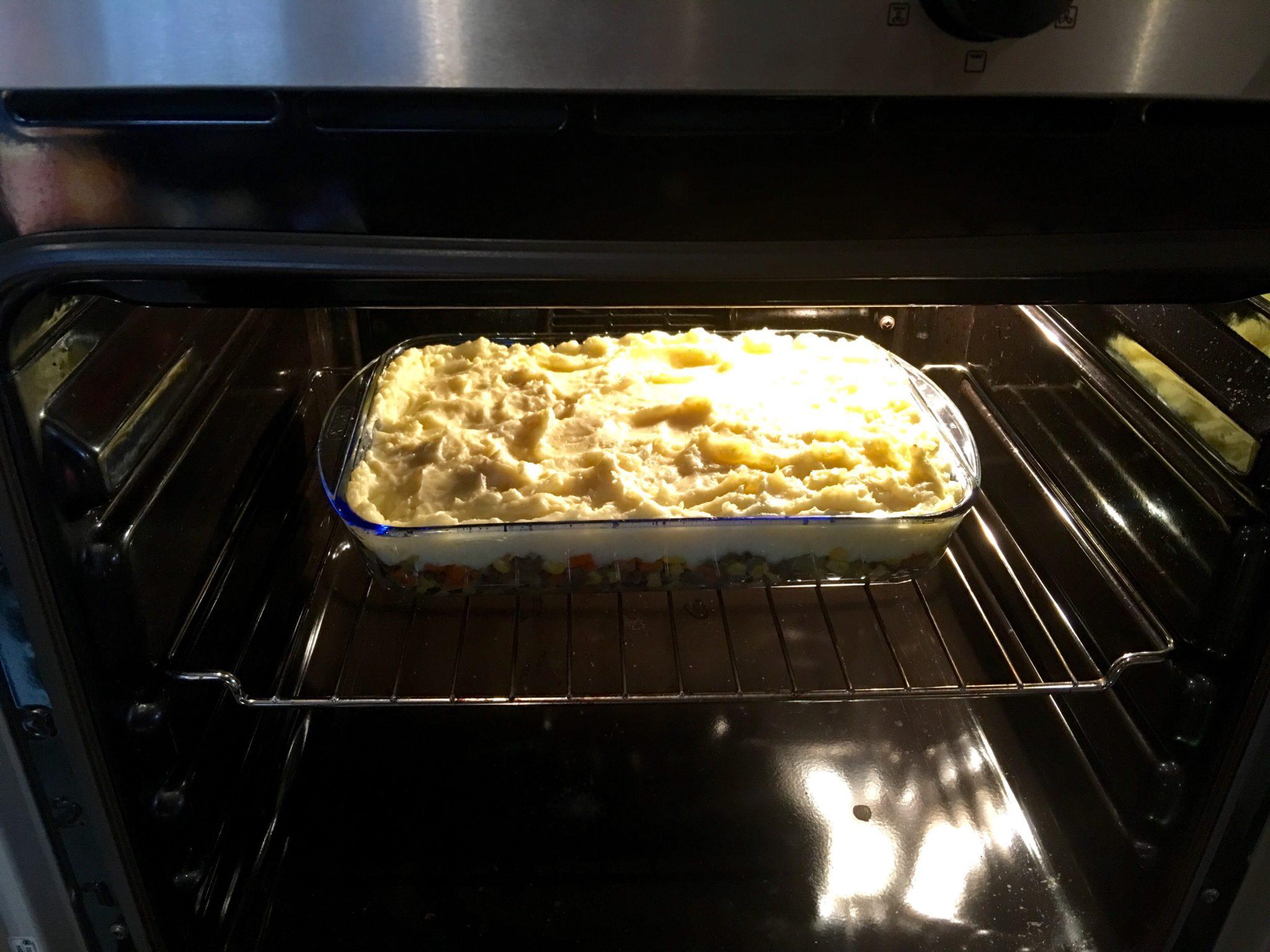 Shepherd's Pie im Ofen