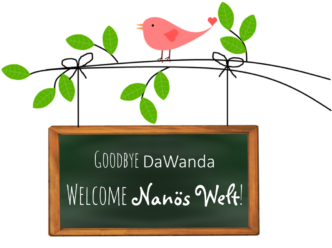 Goodbye dawanda welcome Nanös Welt