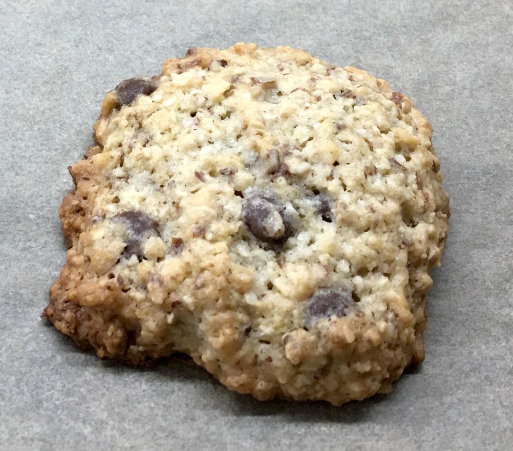Hafercookie mit Chocolate-Chunks